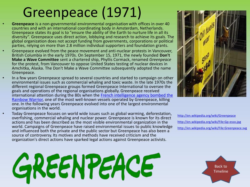 Greenpeace (1971)