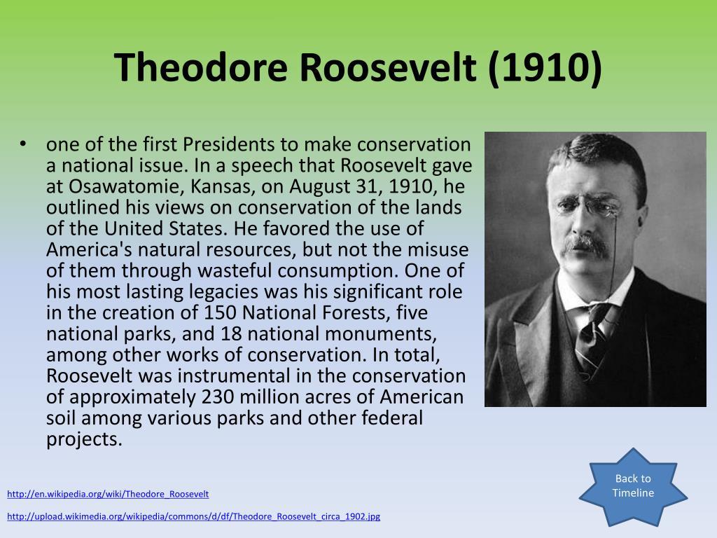 Theodore Roosevelt (1910)