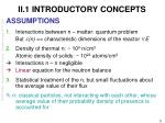 ii 1 introductory concepts