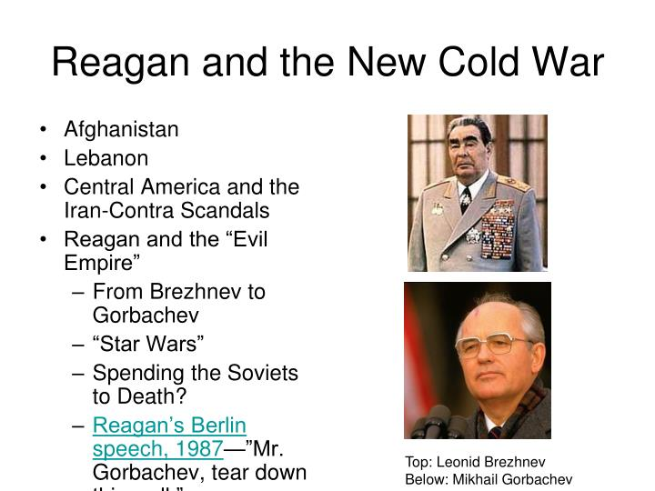 Reagan and the New Cold War