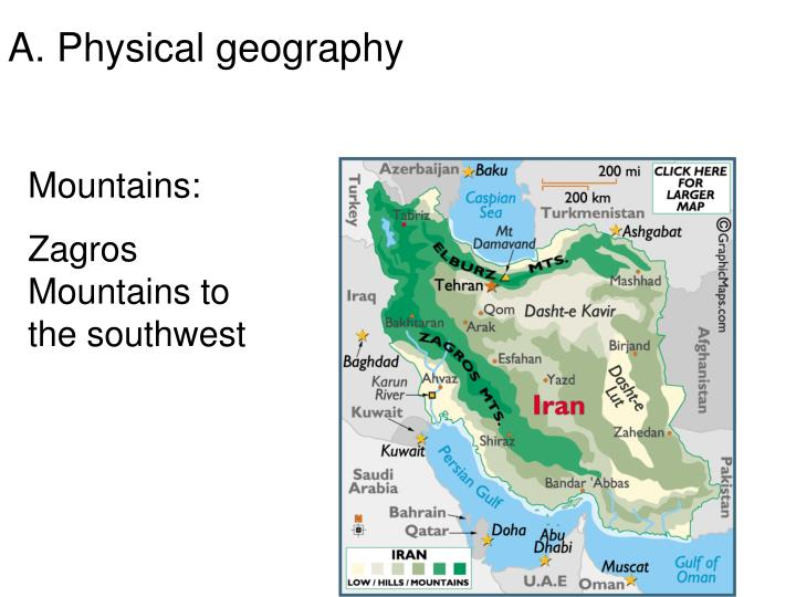 A. Physical geography