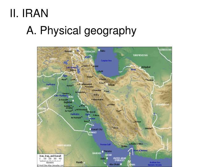 II. IRAN