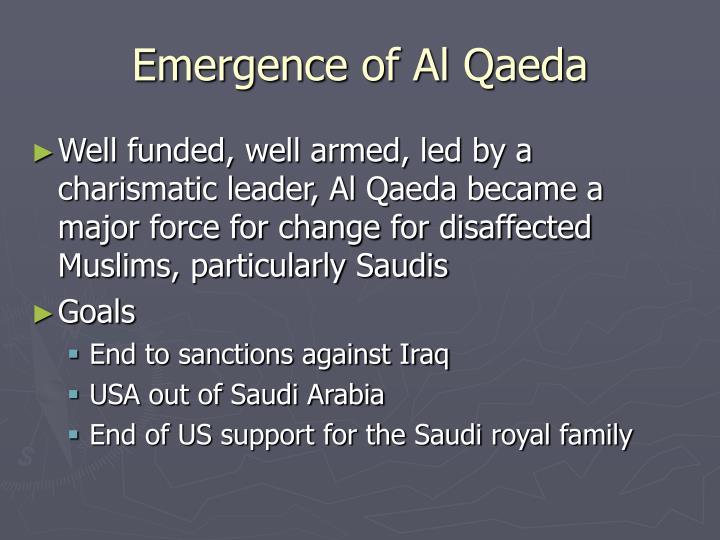 Emergence of Al Qaeda