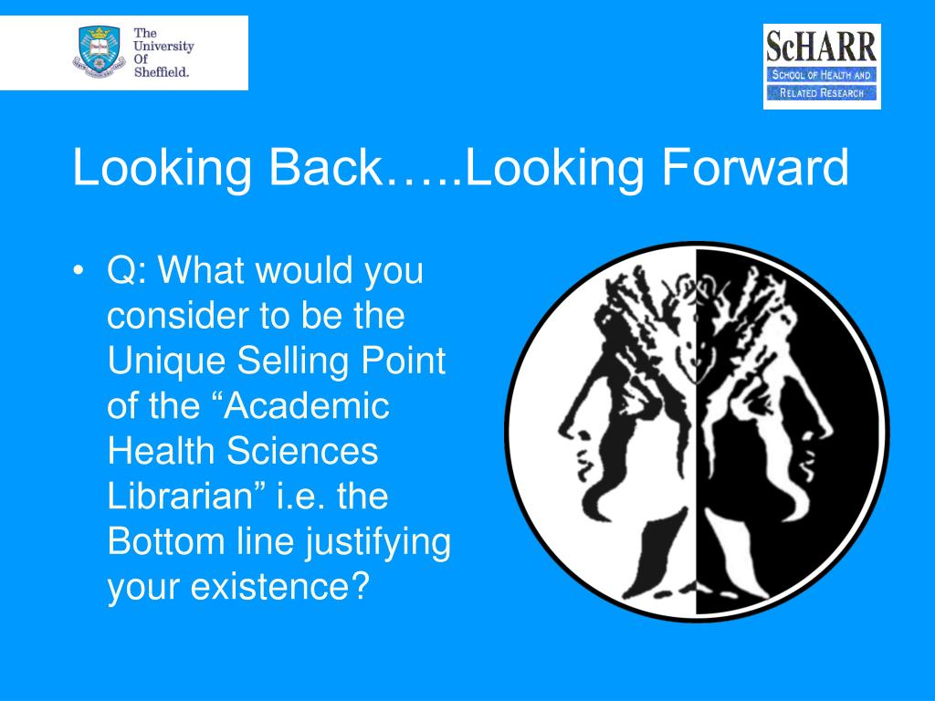 Looking Back…..Looking Forward