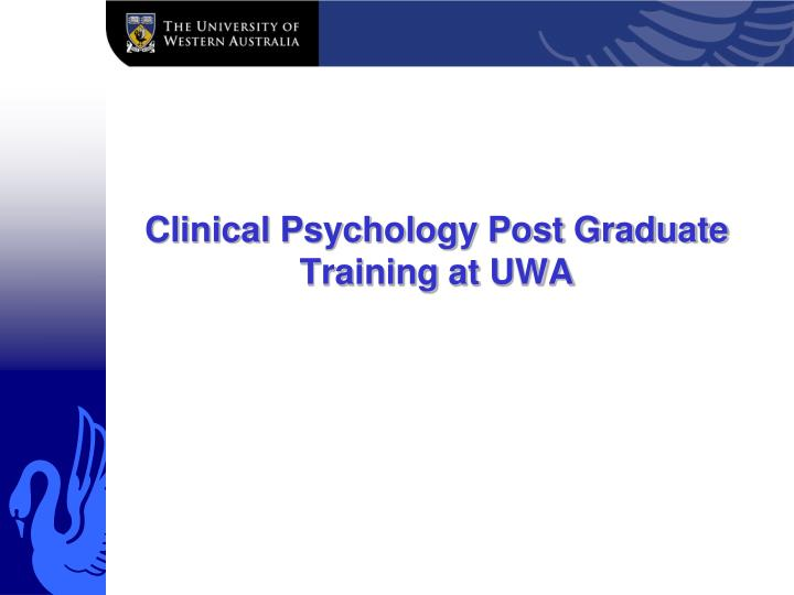Clinical psychology post graduate training at uwa l.jpg