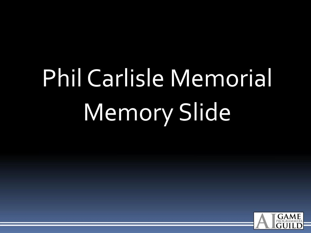 Phil Carlisle Memorial
