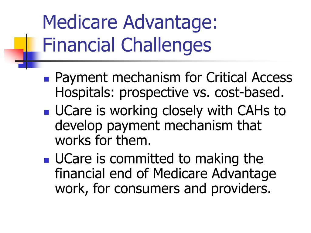 Medicare Advantage: