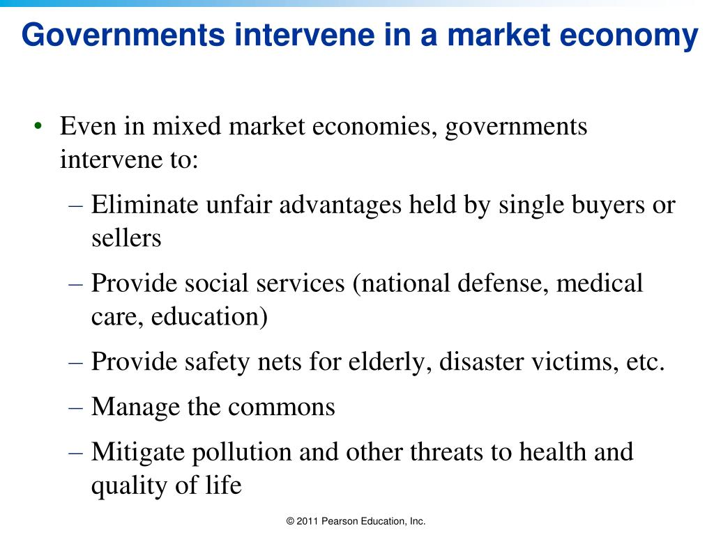 government intervene in the economy essay #07-037 abstract capitalism is often defined as an economic system where  private actors are  government intervention distinguish exact forms of  capitalism4.