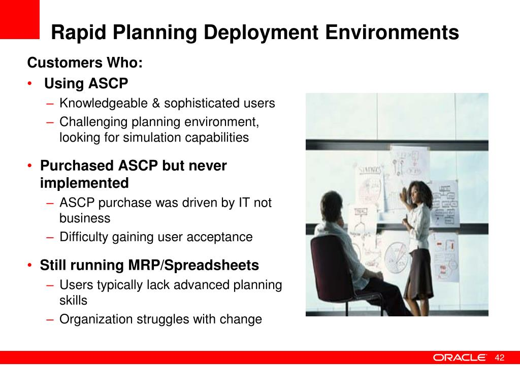 Rapid Planning Deployment Environments