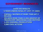 government resources12