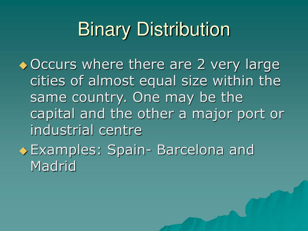 Software binary distribution