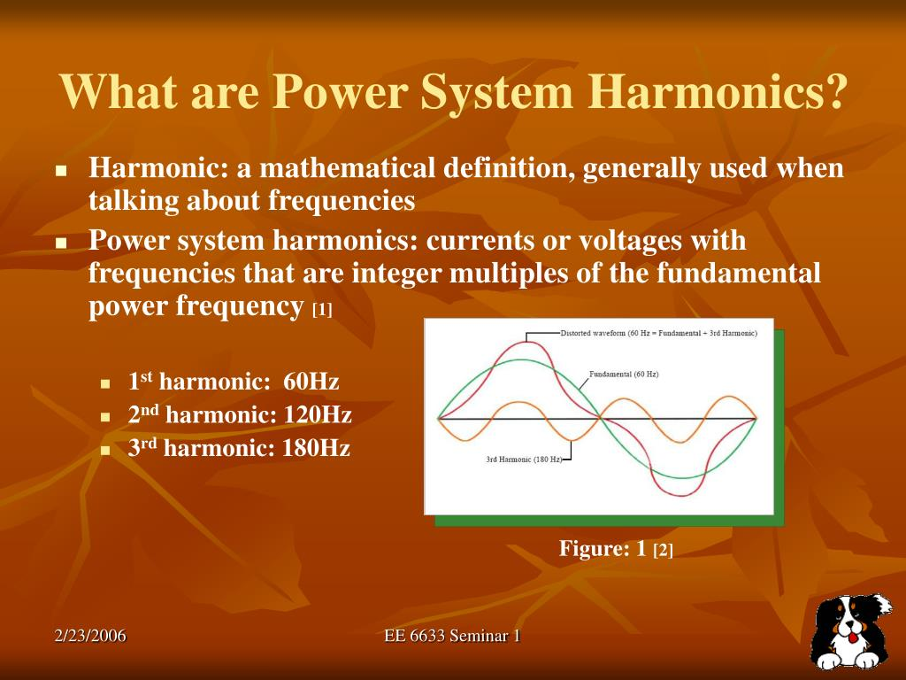 What are Power System Harmonics?