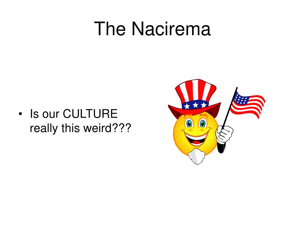 body rituals of the nacirema questions If you have some questions, you can contact our mangers at any time body ritual among the nacirema from ancient times the human body considered to be ugly and succumb to various diseases.