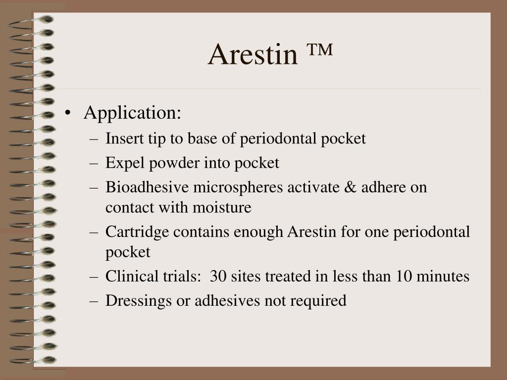 Arestin