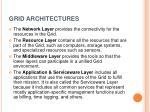grid architectures12