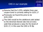 oas in our example
