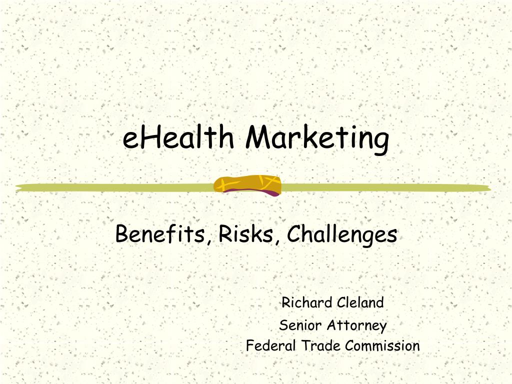 eHealth Marketing