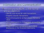 information and communication54