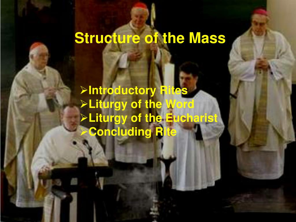 Structure of the Mass