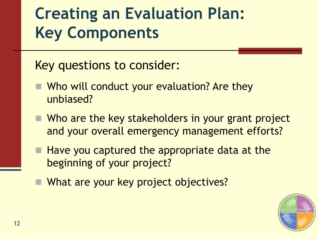 how to create a monitoring and evaluation plan