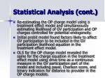 statistical analysis cont11