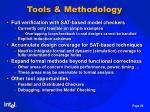 tools methodology