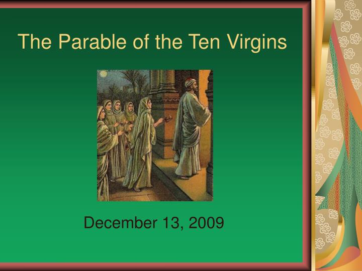 The parable of the ten virgins l.jpg