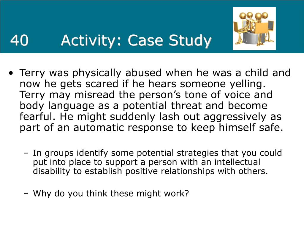 40Activity: Case Study