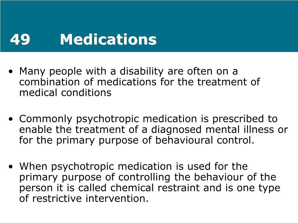 49Medications