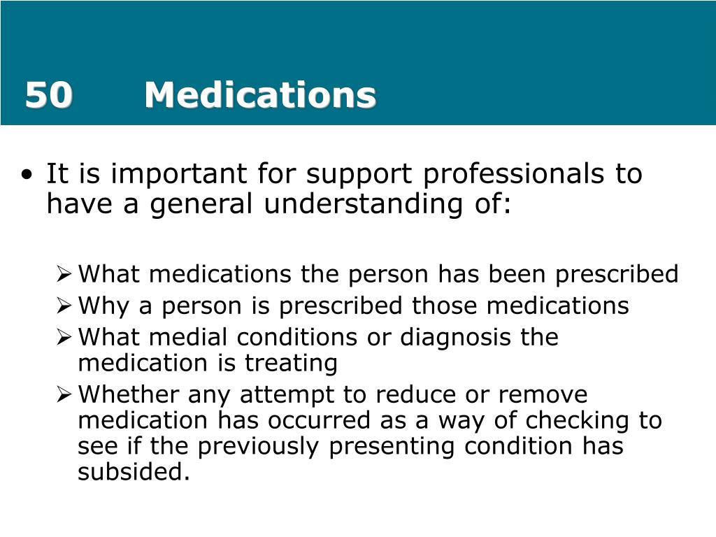 50Medications