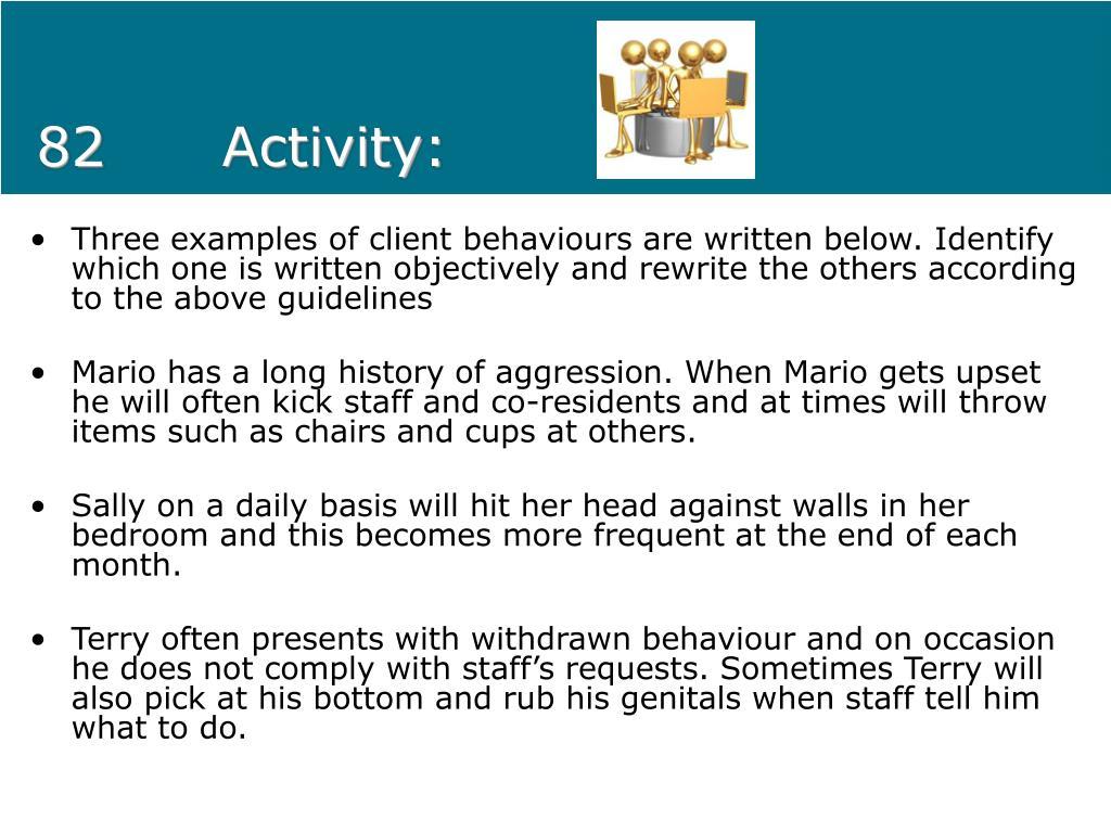 82Activity: