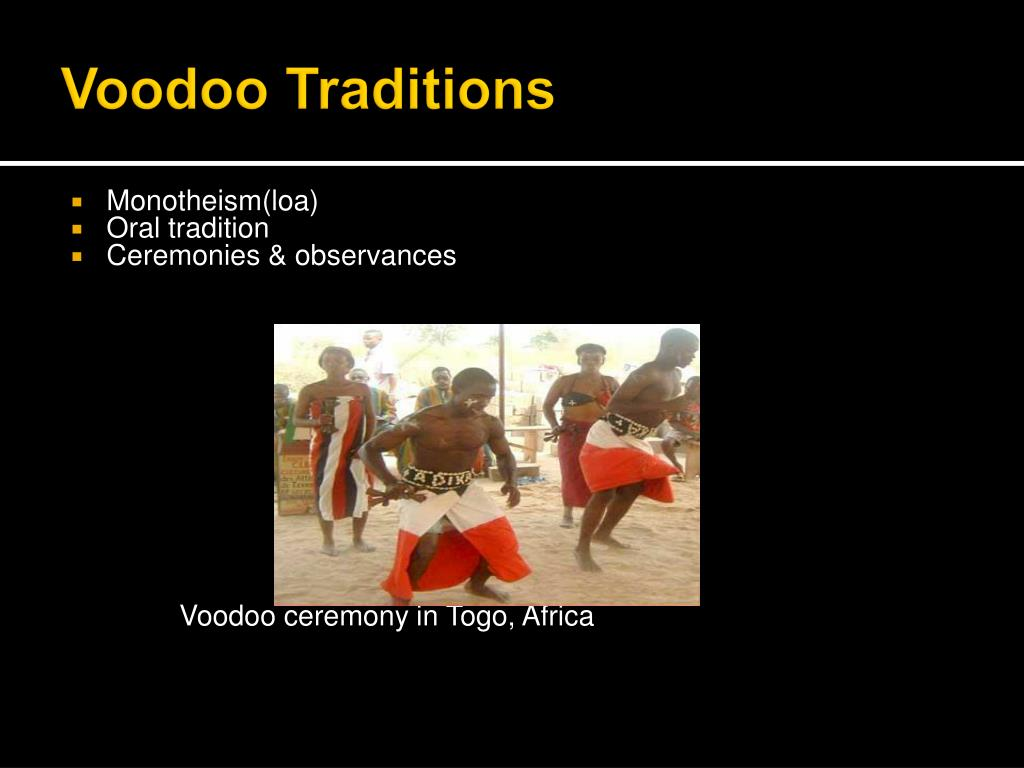 Voodoo Traditions