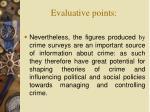 evaluative points19