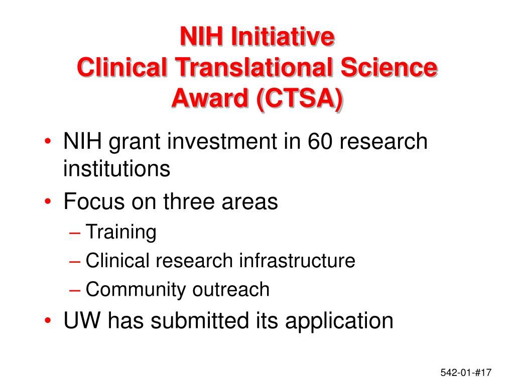 NIH Initiative