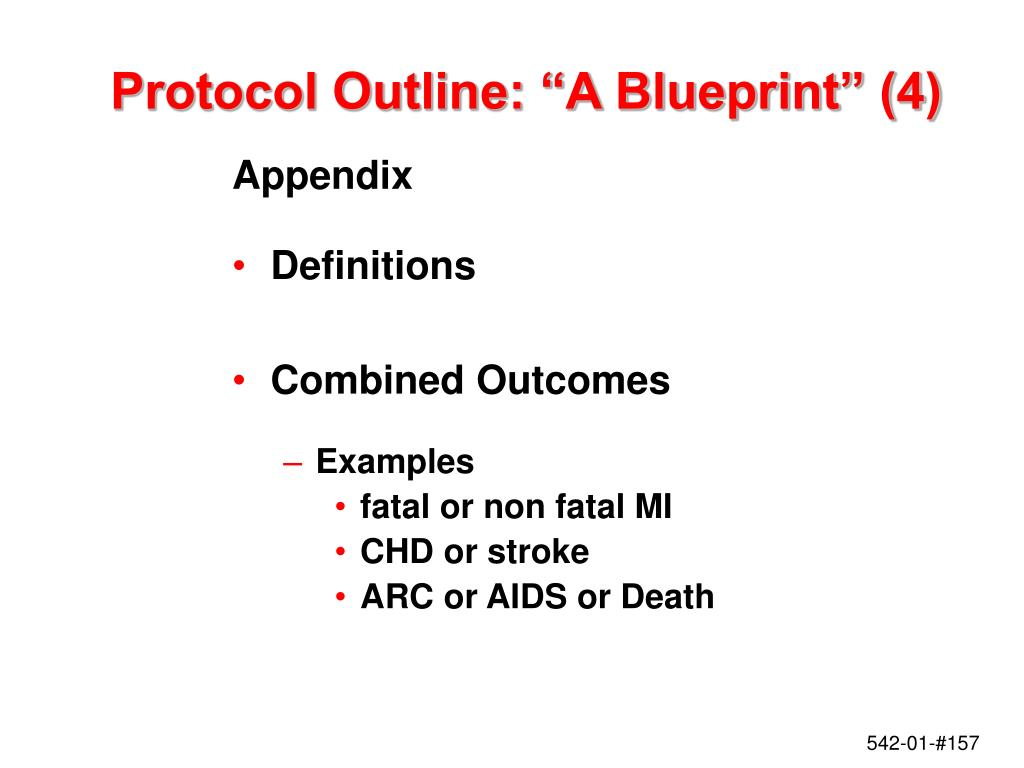 "Protocol Outline: ""A Blueprint"" (4)"