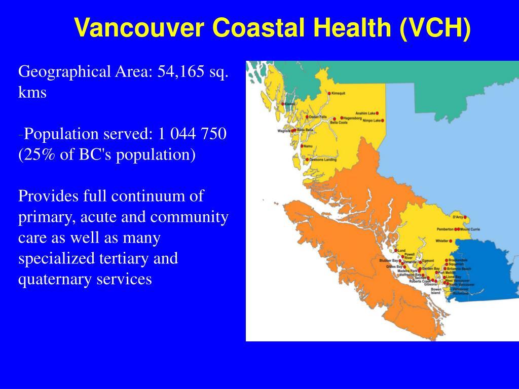 Vancouver Coastal Health (VCH)