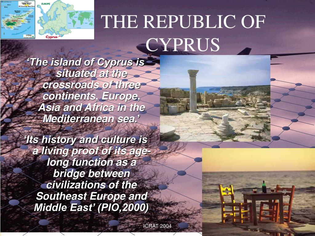 THE REPUBLIC OF CYPRUS