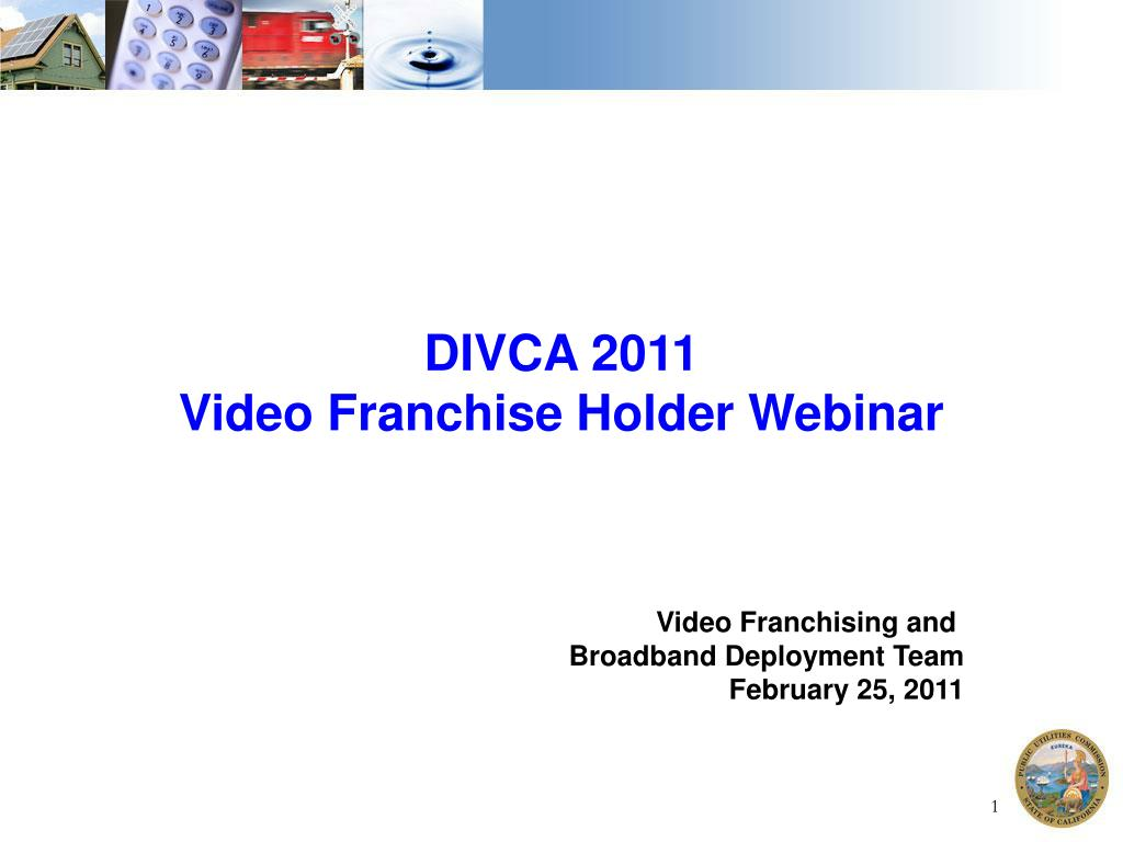 divca 2011 video franchise holder webinar
