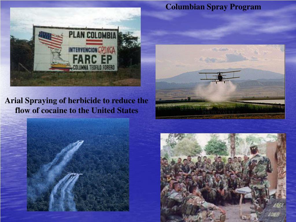 Columbian Spray Program