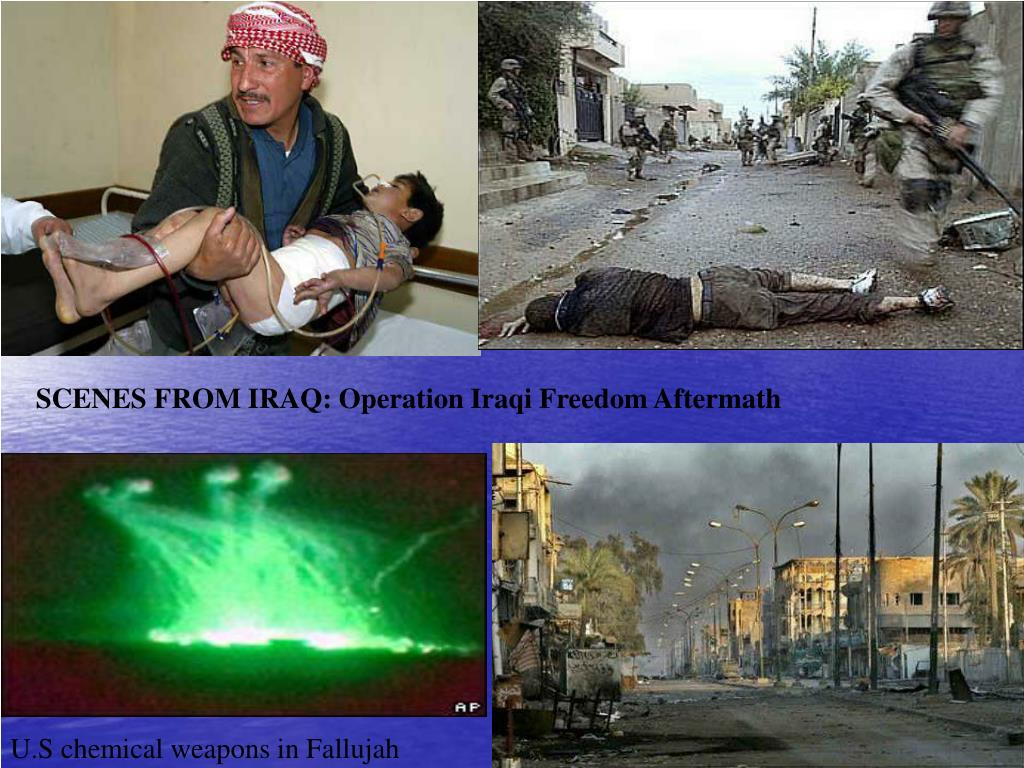 Bombing civilian
