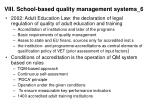 viii school based quality management systems 6