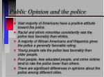 public opinion and the police5