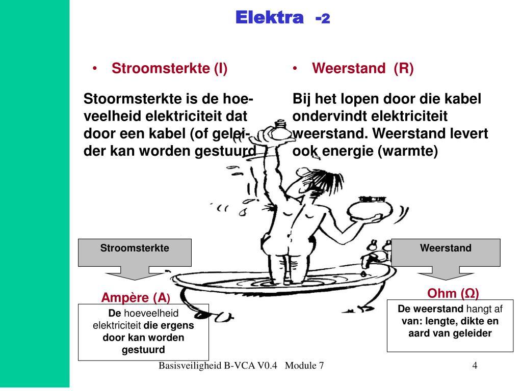 Stroomsterkte (I)