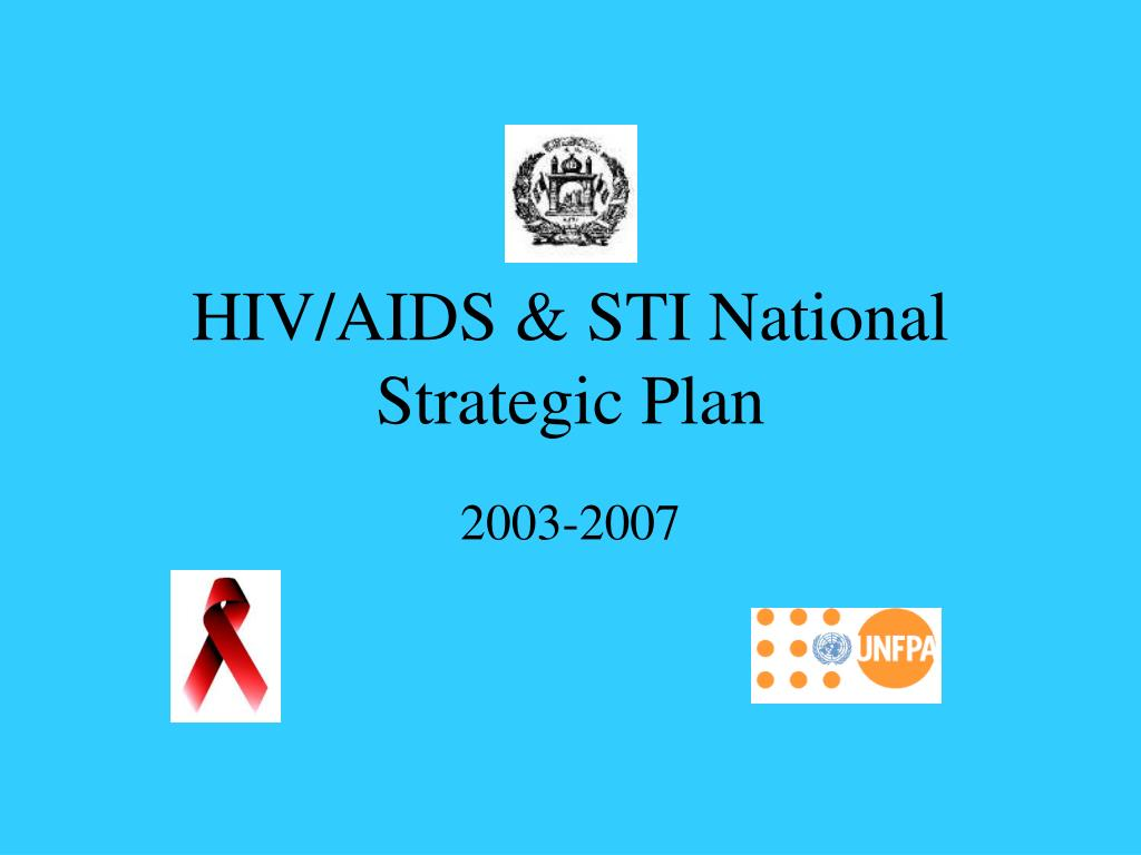 HIV/AIDS & STI National Strategic Plan