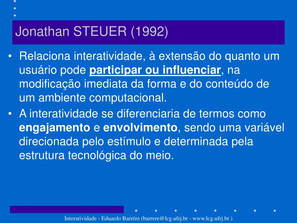 Jonathan STEUER (1992)