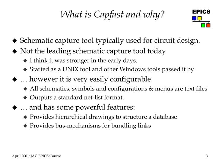 What is capfast and why