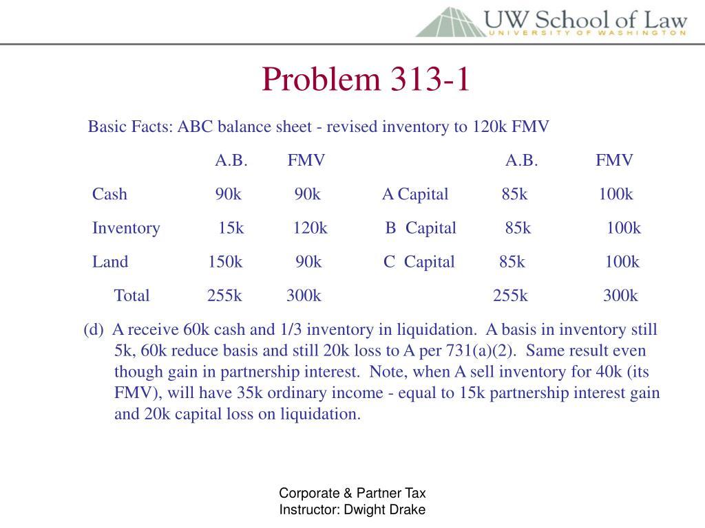 Problem 313-1