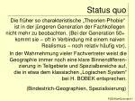 status quo11