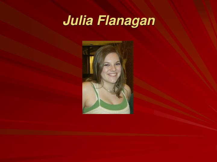 Julia Flanagan