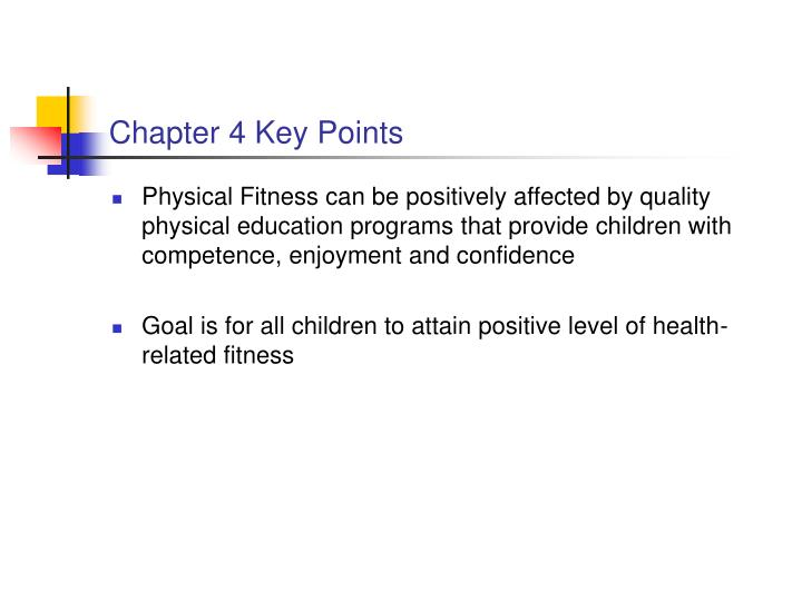Chapter 4 key points3